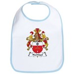Nachtigal Family Crest Bib