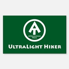 "At ""Ultralight Hiker"" Decal"