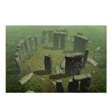 STONEHENGE POST CARDS PACKAGE OF 8
