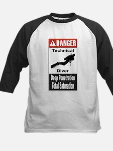 Danger Tech Diver Tee