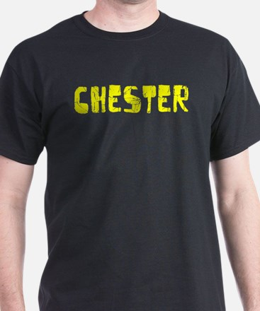 Chester Faded (Gold) T-Shirt