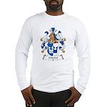 Mundel Family Crest Long Sleeve T-Shirt