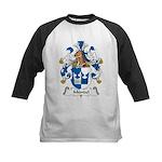 Mundel Family Crest Kids Baseball Jersey