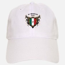 Number One Mexican Dad Cap
