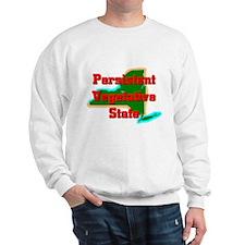 New York Vegetative State Sweatshirt