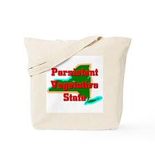New York Vegetative State Tote Bag