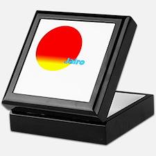 Jairo Keepsake Box