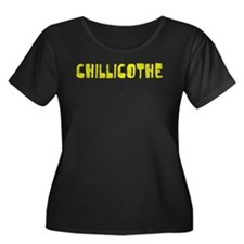 Chillicothe Faded (Gold) T