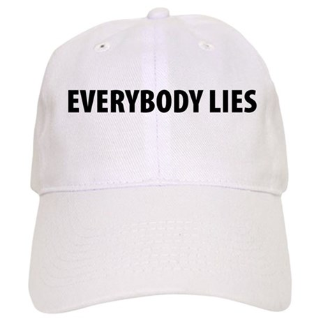 EVERYBODY LIES HOUSE Cap