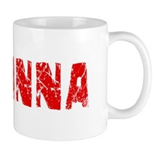 Aryanna Faded (Red) Mug