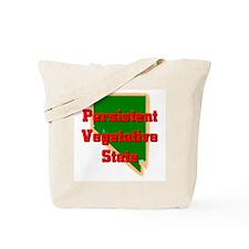 Nevada Vegetative State Tote Bag