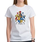 Montag Family Crest Women's T-Shirt