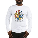 Montag Family Crest Long Sleeve T-Shirt