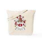 Monnich Family Crest Tote Bag