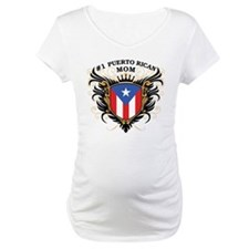 Number One Puerto Rican Mom Shirt