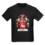 Molitor Family Crest Kids Dark T-Shirt