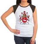 Molitor Family Crest Women's Cap Sleeve T-Shirt