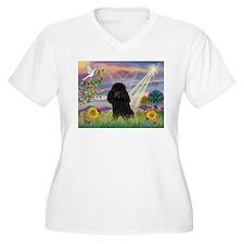 Cloud Angel & Poodle (#2) T-Shirt