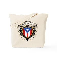 Number One Puerto Rican Grandma Tote Bag
