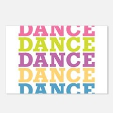 Dance Postcards (Package of 8)