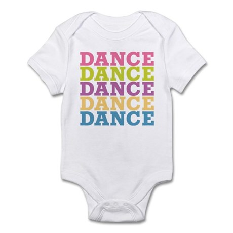 Dance Infant Bodysuit