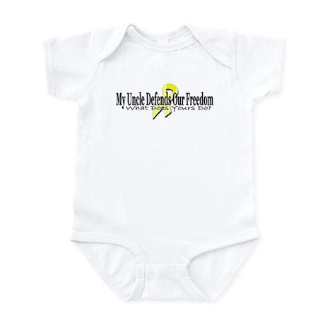 My Uncle Infant Bodysuit