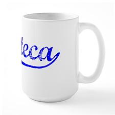 Vintage Manteca (Blue) Mug