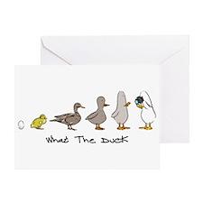 WTD: Evolution Greeting Card