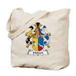 Misbach Family Crest Tote Bag