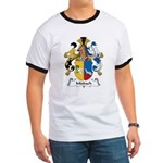 Misbach Family Crest Ringer T