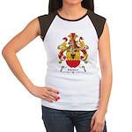 Meurer Family Crest Women's Cap Sleeve T-Shirt