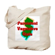 New Jersey Vegetative State Tote Bag
