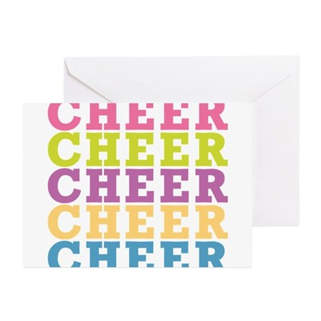Cheer Greeting Cards (Pk of 10)