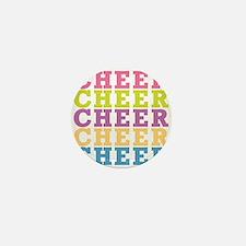 Cheer Mini Button