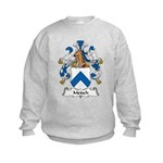 Metsch Family Crest Kids Sweatshirt