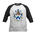 Metsch Family Crest Kids Baseball Jersey