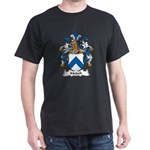 Metsch Family Crest Dark T-Shirt
