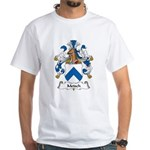 Metsch Family Crest White T-Shirt