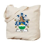 Merz Family Crest Tote Bag