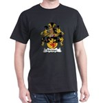 Meringer Family Crest Dark T-Shirt
