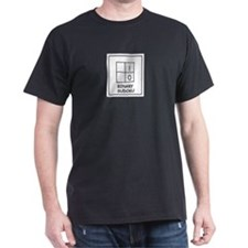 Binary Sudoku T-Shirt