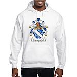 Mergenthal Family Crest Hooded Sweatshirt
