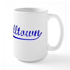 Vintage Marshalltown (Blue) Mug