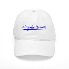 Vintage Marshalltown (Blue) Baseball Cap