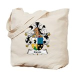 Mentz Family Crest Tote Bag