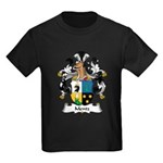 Mentz Family Crest Kids Dark T-Shirt