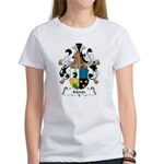 Mentz Family Crest Women's T-Shirt