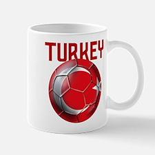 Turkey Football Mug Mugs