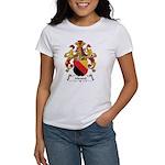 Mendel Family Crest Women's T-Shirt