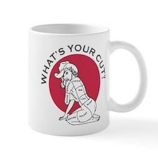 BODY PARTS Mug